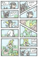 #9- Serperior by VulpineKeyblader