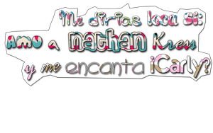 Texto PNG (Pedido por una chica de Facebook) by Monse-Editions