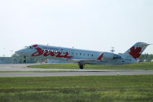 Jazz CRJ-200 by tdogg115