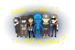 Who watches me? by Phewcumber