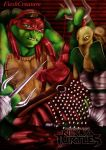 TMNT_ Raphael_2014 by FleshCreature