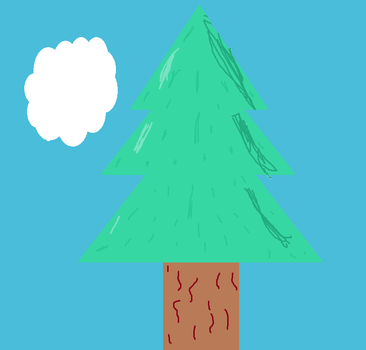 Most Generic Tree Ever by ultimateswagbot