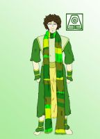 Fourth Doctor as the Avatar by MADMADKiller