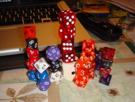 Dice city by kalistina