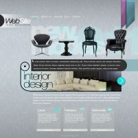 web template 3 by darknez