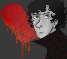 Sherlock: Heart by CobaltPop