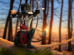 [C] Hunter by AzorART