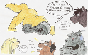 DoTM: Why FMA is not dog-anime by Yamashita-akaDoragon