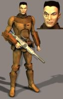 Toetag-Clone Sniper by Roguewing