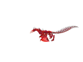 SPORE- Corrupted Red Cat's Eye by 42Centuries