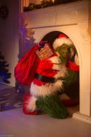 How the Grinch stole Christmas by TimFowl