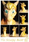 Tia Bust by stefi-heartlilly