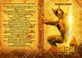 BioMech Print Cover by AzureWindProductions