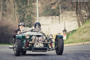 3 Wheeler by Attila-Le-Ain