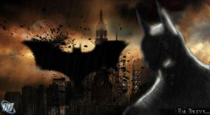 Batman: The end by RocketDesignRE