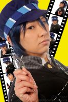 Naoto - I Face Out by SefieDA