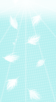 Free feathery costum box background by indieroses