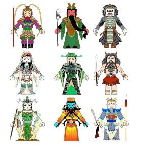 Chinese Mythology Minimates