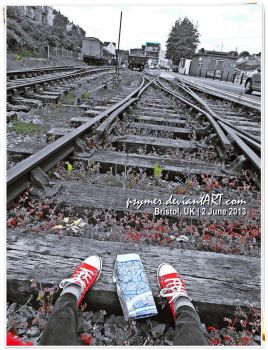 Train Track by psymer