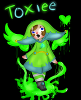 Little Green Fool by Toxiee