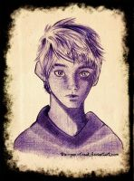 .::Jack Frost::. by The-Pen-Freak