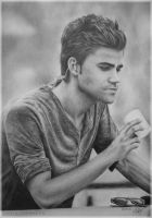 Paul Wesley by yatanya