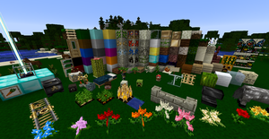 Custom Texture Pack for 1.7.2 by queen382