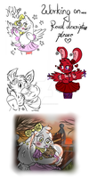 .:INFORMATION:. Working On... by CelestialCrayons