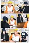 NaruSasu douji Pg 116 PhotoShoot by Cassy-F-E