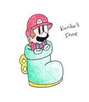 Kuribo's Shoe by Nintooner
