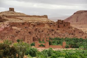 Ait   Benhaddou 2 by CitizenFresh