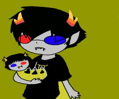 Sollux Captor by NickTheWitch