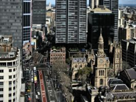 George St Model by MC-G