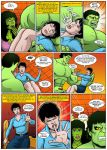 The Incredible Hulk: Red Alert Page 19 by MikeMcelwee