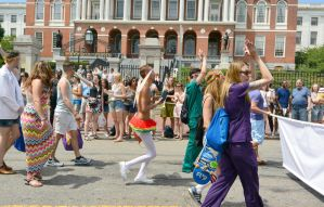 2015 Boston Pride Parade, Fairy Stroll by Miss-Tbones