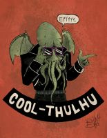 Cool-Thulhu by Numb-Numble
