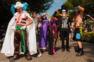 One Piece Rimini Comix 2011 by RedAceCosplay