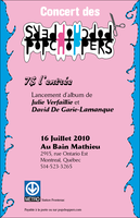 Popchoppers poster by MartineLand