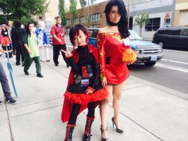 The Hero and the Villainess by Ookami-Yami