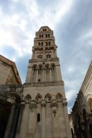 Belfry in Split 2 by popol-vooch