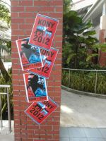 Kony 2012 - More Posters by lu40953