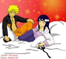 NaruHina Dream by:Pia-sama by MiaKa-CiD