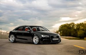 Audi A3 Sedan by RDJDesign
