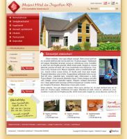 Real Estate Webpage by stikyo
