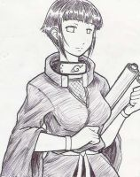 Hinata at 23 for thausand by 13671Onin