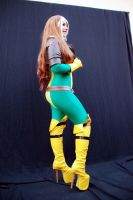 Rogue Rouse by dashcosplay
