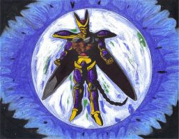 Hirudegarn Cell's Reign by DBZ2010