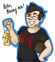 Markiplier by kotestrong