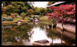 Japanese Garden 3 by debahi
