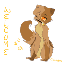Hai Der - Welcome Page ID by SilverKitti